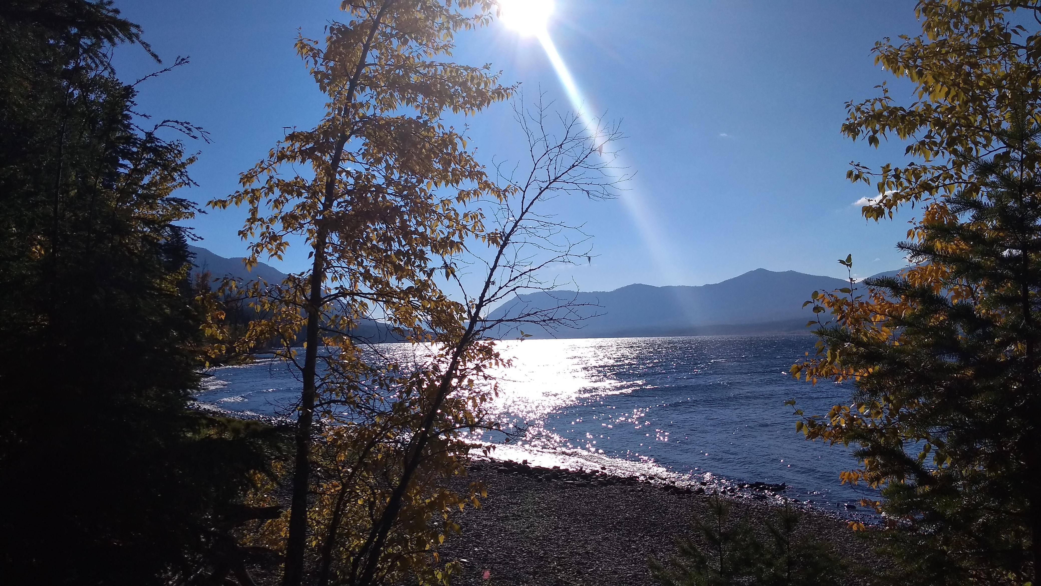 Lake McDonald, Glacier Park, Montana, Estados Unidos