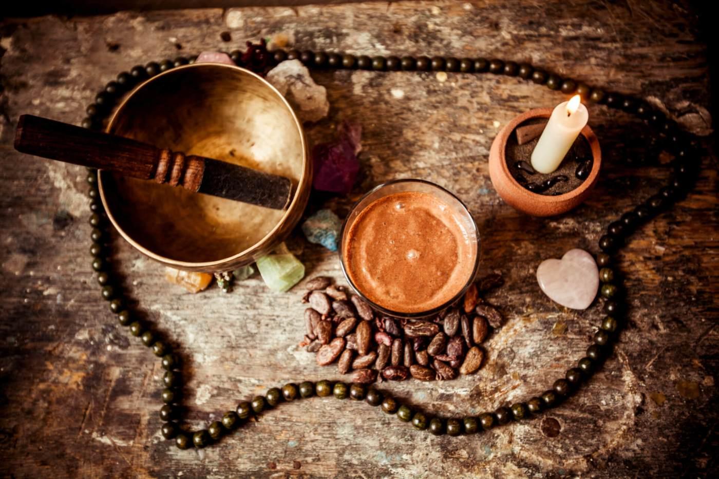 Ritual Cacao Ceremonia