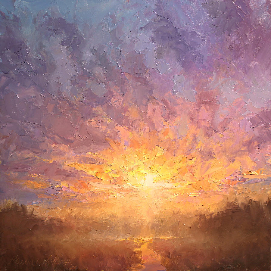 Sunrise by Karen Whitworth